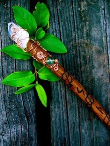 Aprenda A Fazer Sua Varinha Mágica Bruxaria Natural