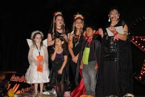 halloween crianças