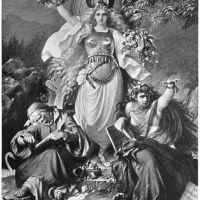 25 de Janeiro - Dia das Deusas Protetoras dos homens e da Fertilidade : às Disir.